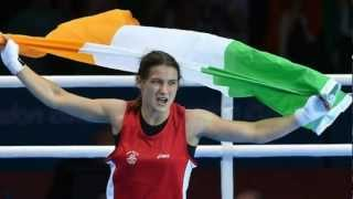 Katie Taylor Wins First Olympic Gold Medal For Ireland