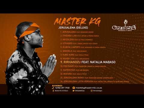 Master Kg – Rirhandzu Feat. Natalia Mabaso