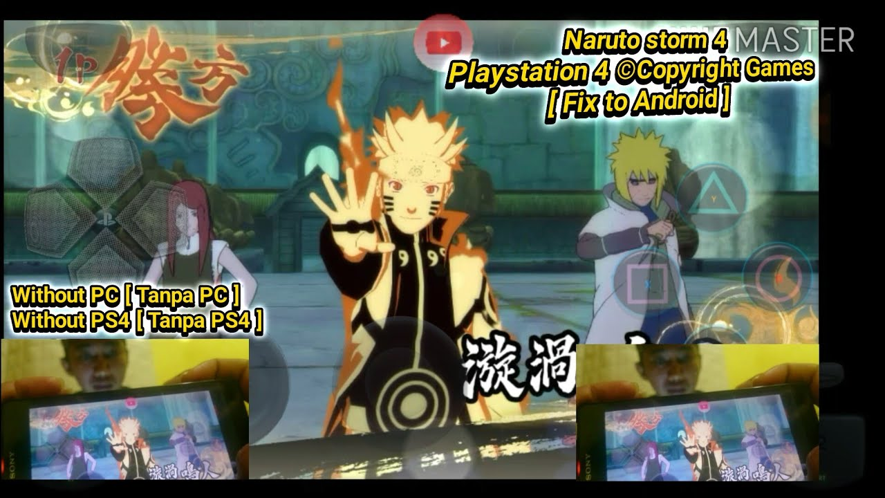 download game naruto ultimate ninja 5 for pc tanpa emulator