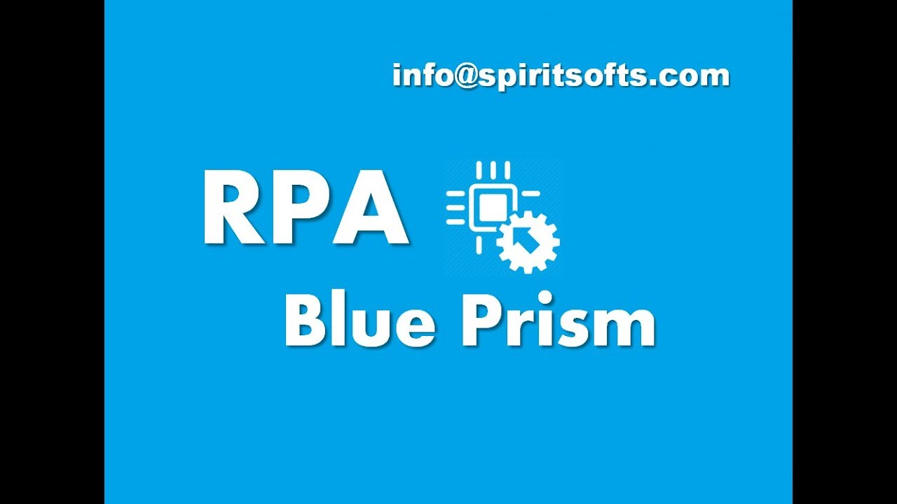 Blue Prism Certification with Live Project