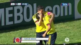 Bolivia 2 Colombia 3 Eliminatorias Sudamericanas Rusia 2018