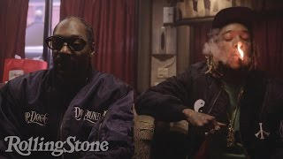 Snoop Dogg and Wiz Khalifa Talk Being On Tour