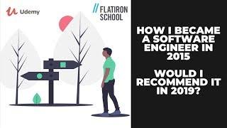 How I became a Software Engineer (Flatiron