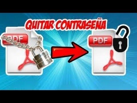 Tutorial: Como Desactivar o quitar Contraseña a un PDF Protegido Facil from YouTube · Duration:  4 minutes 24 seconds