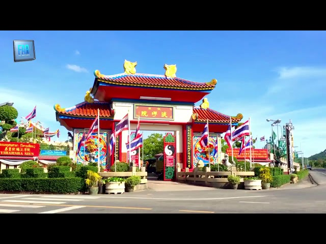 A trip to Viharn Sian Chinese Temple, Pattaya