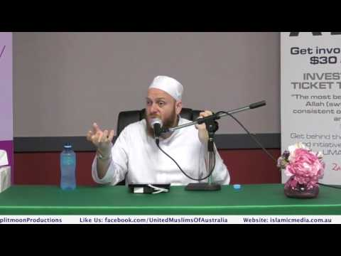 Respecting the Scholars and Elders | By Sheikh Shady Alsuleiman