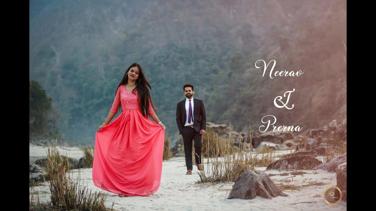 Rishikesh Pre Wedding Shoot