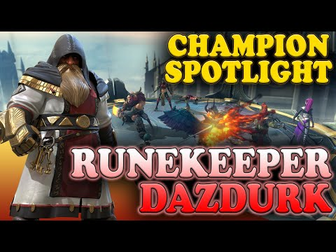 Runekeeper Durzdak | Raid Shadow Legends