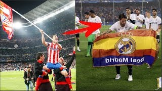 Real Madrid Top 10 Revenge Moments In Football !