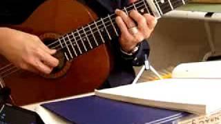 Bài Không Tên số 13. Vũ Thành An. Trémolo Guitar. Tình Xưa Gái Huế