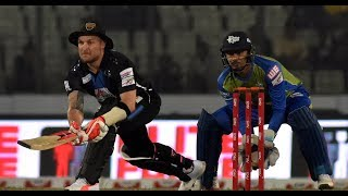 Sylhet Sixers vs Rangpur Riders Highlights  22nd Match  BPL 2017