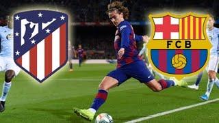 Атлетико Мадрид Барселона Прогноз и Ставка на Футбол Испания Примера 21 11 2020