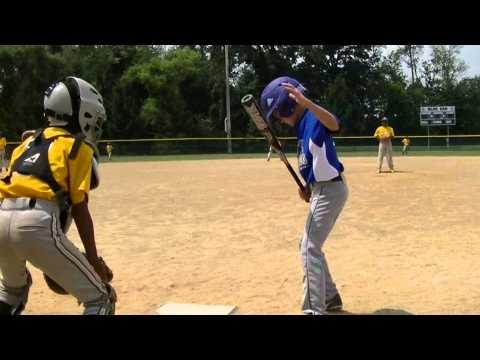 2013 GCKA C2 (11U) City Finals - Game 2 - Crusaders Baseball vs Avondale A's 7/20/2013