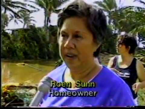 KITV: Hurricane Iwa Coverage, November 24,  1982