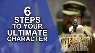 Great Role Player - 6 Steps to creating your perfect Player Character - Player Character Tips