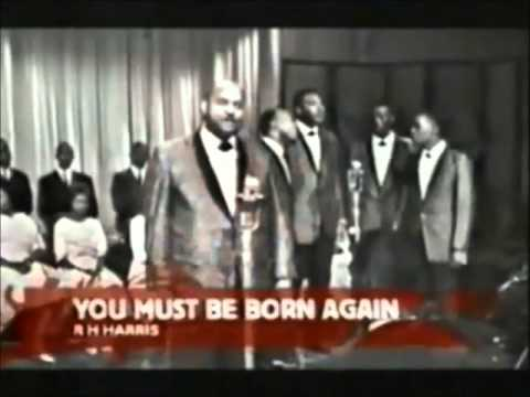 RH Harris of the Soul Stirrers (video)