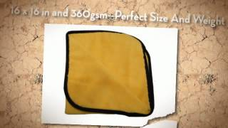 What Makes A Superior Microfiber Cloth? Thumbnail