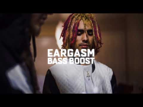 "Lil Pump - ""Gucci Gang"" (Bass Boosted)"