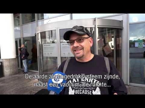 Flat Earth Amsterdam Convention on Dutch News thumbnail