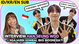 [EXCLUSIVE] Interview with Han Seung Woo || #collaBORAtion with @VICTON 빅톤 Han Seungwoo 한승우