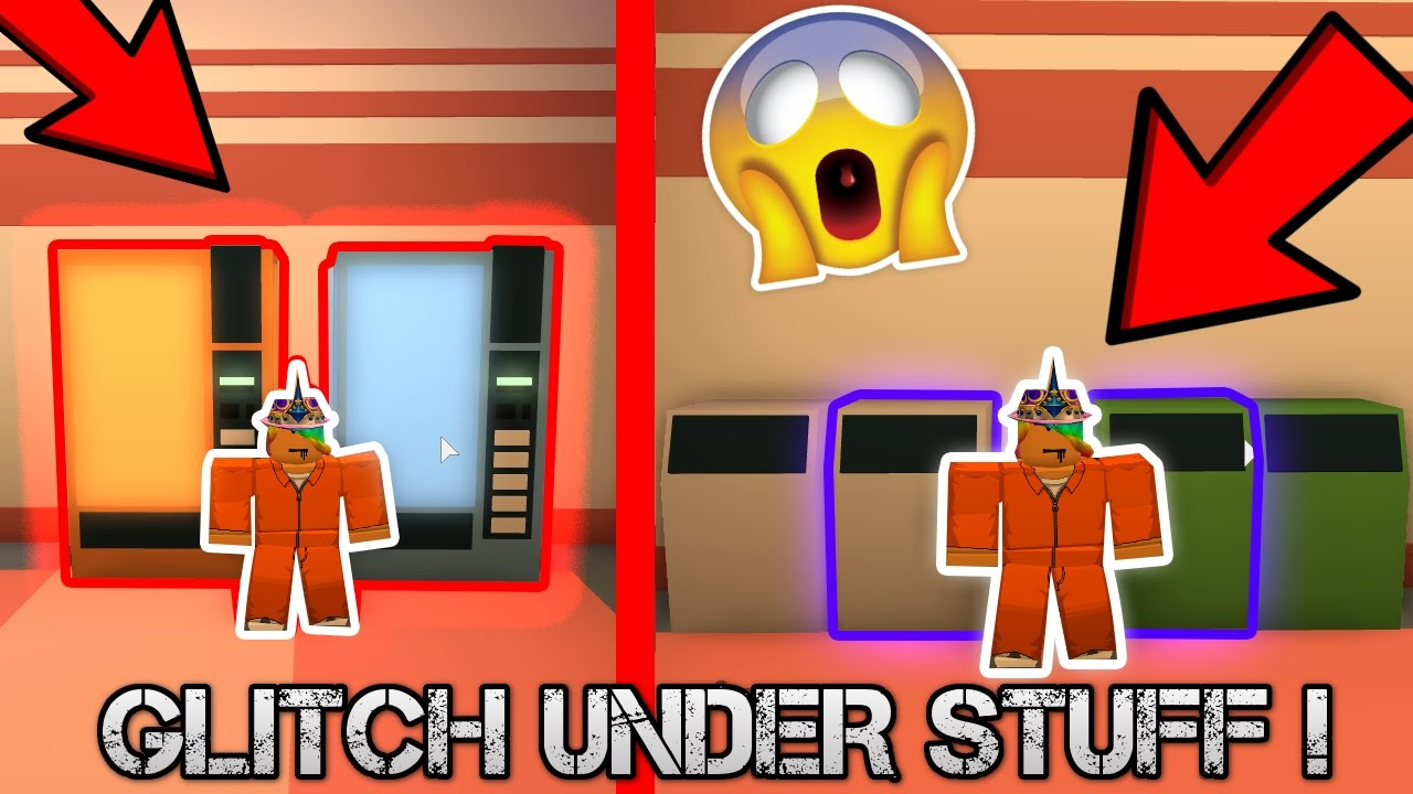 Glitch That Will Change Roblox Jailbreak Forever Jailbreak Hack - Secret Escape Hack In Jailbreak Roblox Playing With Fans