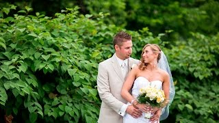 The Country Place Wedding Video North Huntingdon, PA | Vanessa & Tom