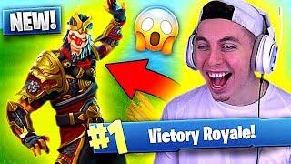 The BEST *NEW* Fortnite Skin YET! (Fortnite Battle Royale)