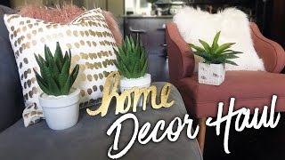 Home Decor Haul | Target & Home Goods