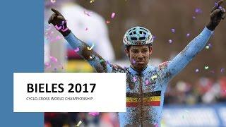 Championnat du Monde de Cyclocross Elites 2017 Bieles - Commentaires en français