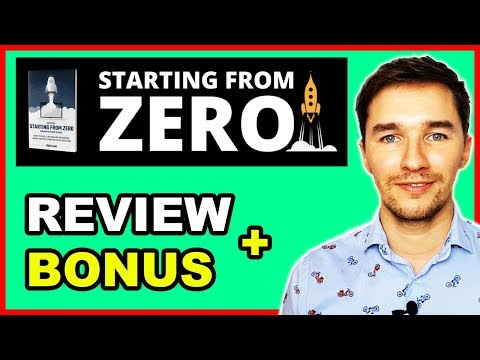 Starting From Zero 2.0 Review + Bonus Offer (Book by Fred Lam) | Starting From Zero Review + Bonus