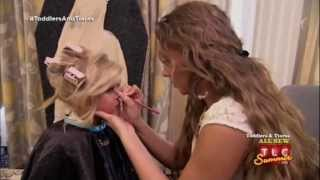 Toddlers and Tiaras - Brenna's Beauty! (All Around The World Pageant) [PART 2]