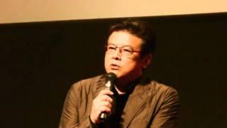 11/20『台風クラブ』トークイベント/東劇 三浦 友和(俳優) 榎戸 耕史...