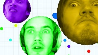 WE INVADE CHINA (Agar.io) Part 4