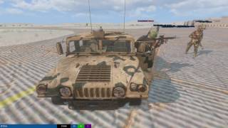 Arma3 - TvT - За кадром #10