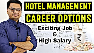 Best High paying Jobs After Hotel Management | Hotel Management Career options | by Sunil Adhikari