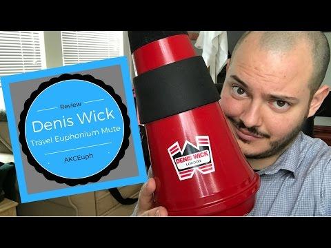 Denis Wick Euphonium Travel Mute (DW5587) Review