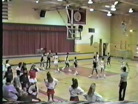 Charles W. Lewis Basketball 1988