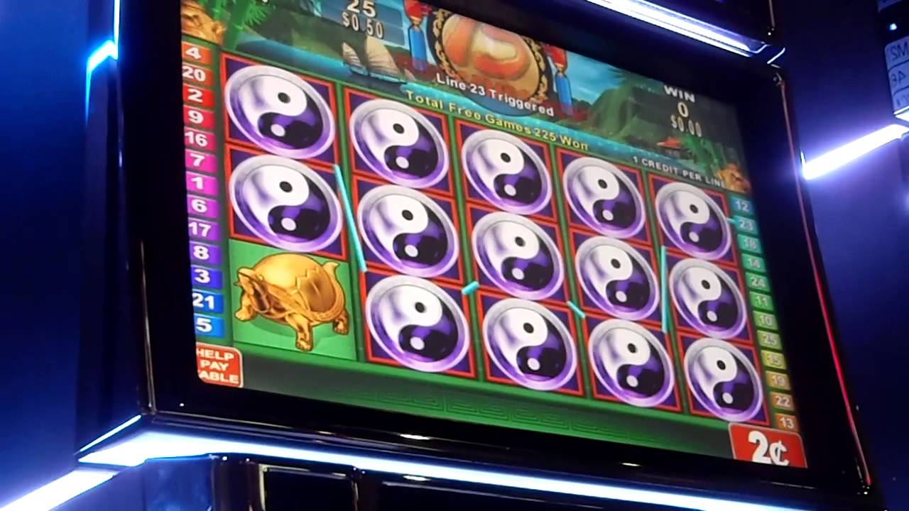 China Shore Slot Machine