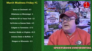 John Sullivan's Sportsbook Confidential 3/22/19
