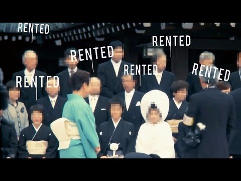 "In Japan, ""rental family"" companies on the rise"