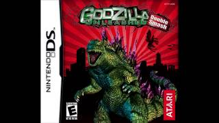 10 Boss - Godzilla Unleashed: Double Smash [NDS]