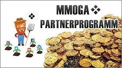 MMOGA Partnerprogramm - Anmelden und mitverdienen!