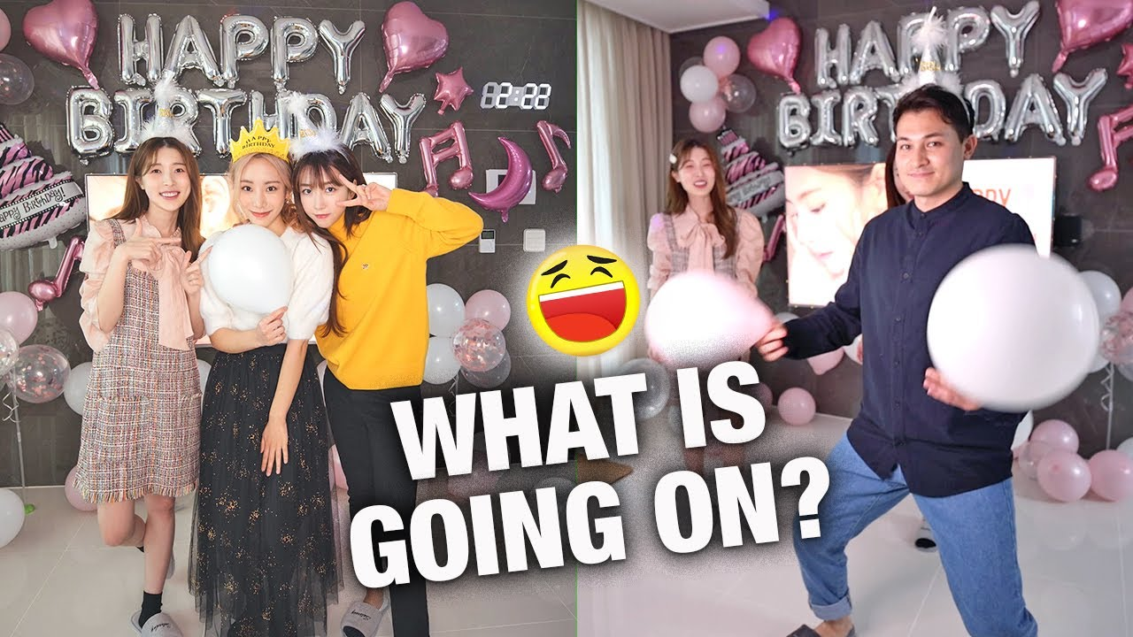 SURPRISING JINI ON HER BIRTHDAY | SPICY GIRLS VLOG!