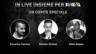 ANPVU ospita Matteo Viviani