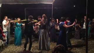 Лезгинская свадьба группа Мирес Сабрина село Испик