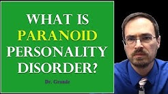 What is Paranoid Personality Disorder?