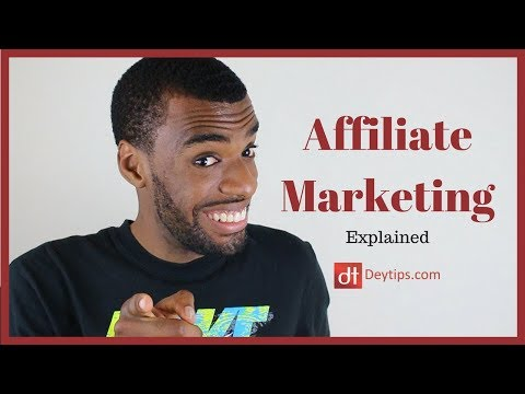 Affiliate Marketing Explained : Demystifying Affiliate Marketing