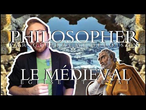 PHILOSOPHER 12#   Le médiéval - Église et état