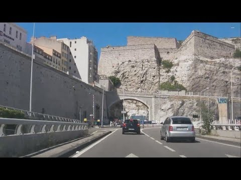 [F] Marseille City Tour, #4 of 4: A557, la Joliette, la Corniche