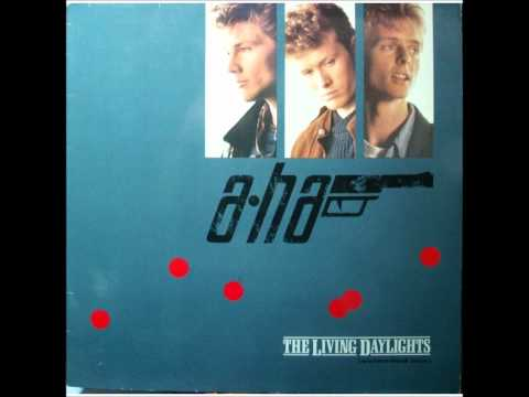 A-Ha The Living Daylights (Extended Mix) Vinyl